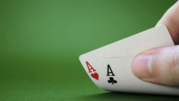 Poker im TV (Symbolbild).
