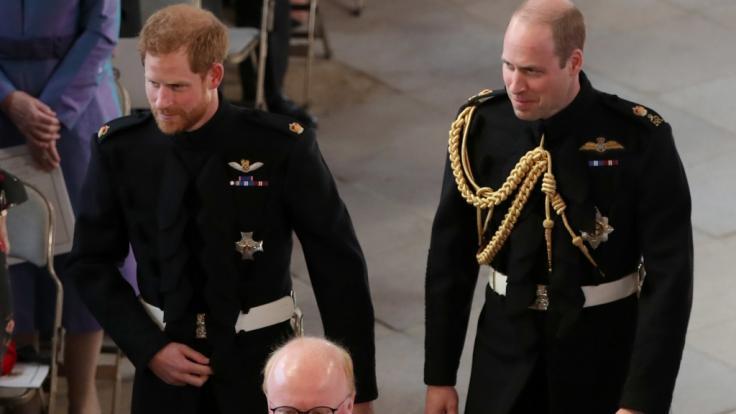 Ist ein Bruch zwischen Prinz Harry und Prinz William für den angeblichen Zickenkrieg zwischen Meghan Markle und Kate Middleton verantwortlich?