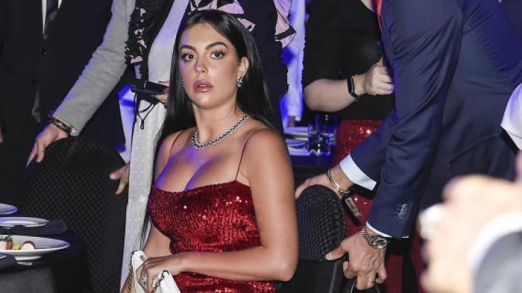 Georgina Rodriguez lässt ihre Fans fast sprachlos zurück. (Foto)