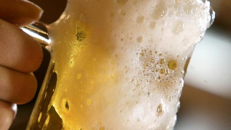 Zwei Stunden lang an einem Glas Bier schlürfen? Nicht mit mir.