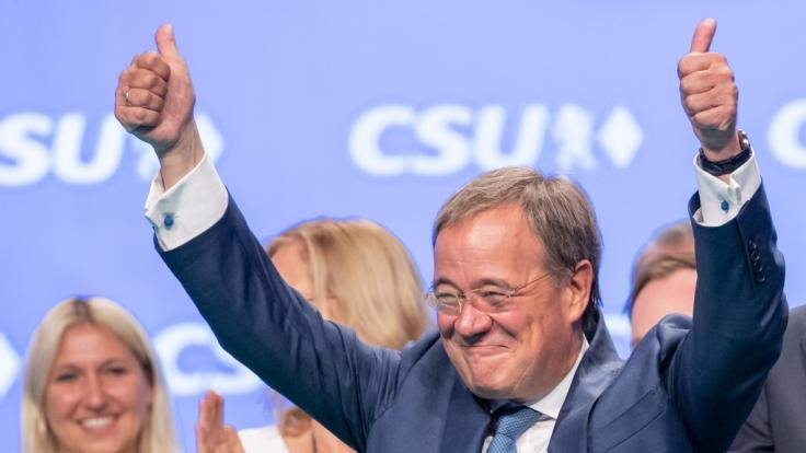 Mit neuen Strategien will Armin Laschet die CDU bei der Bundestagswahl 2021 doch noch zum Sieg führen. (Foto)