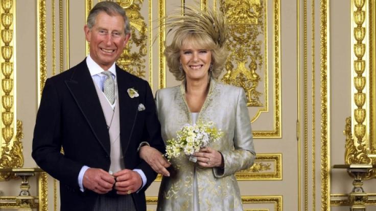 Herzogin Camilla  Prinz Charles (Foto)