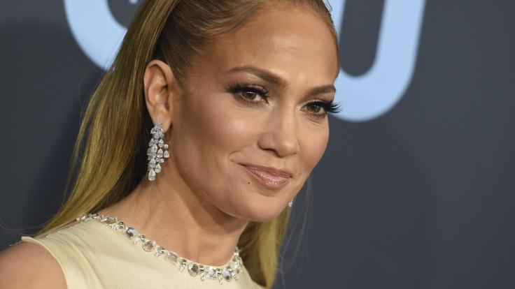 Jennifer Lopez ließ in dieser Woche ihren Popo blitzen.