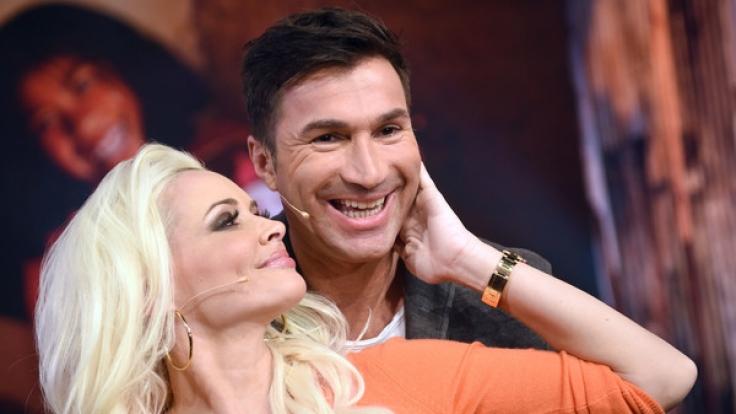 Gerüchten zufolge soll die Ehe von Daniela Katzenberger und Lucas Cordalis von Krisen überschattet sein.