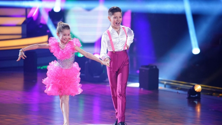 Let's Dance Kids bei Super RTL (Foto)