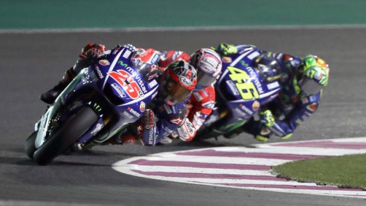 Nach dem Saisonauftakt in Katar finden am 9. April 2017 die MotoGP-Rennen in Argentinien statt. (Foto)