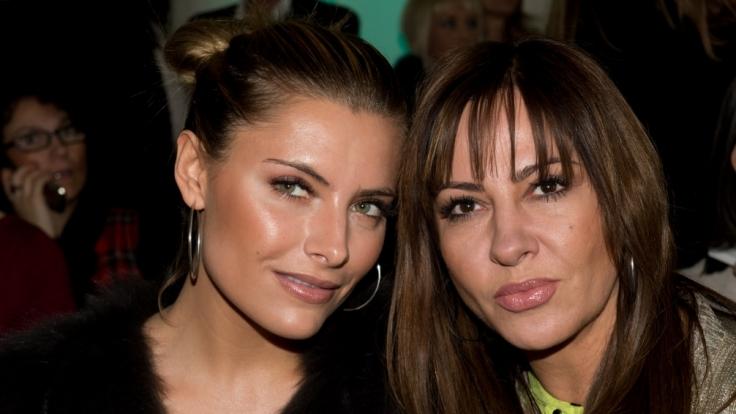 Sophia und Simone Thomalla müssen einen Todesfall in der Familie verkraften.