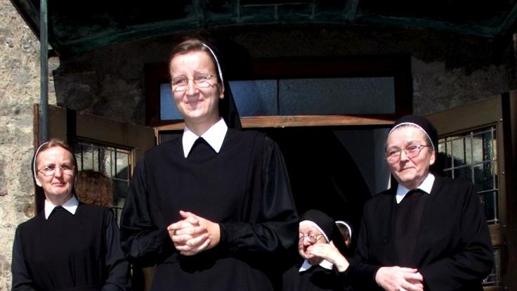 Seit 1995 haben die Schwestern im Erfurter Ursulinenkloster keinen Nachwuchs mehr erhalten. (Foto)