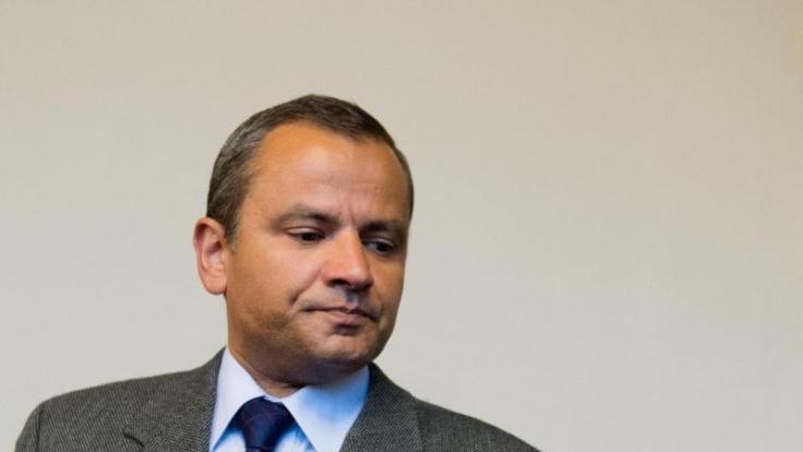 Das Verfahren gegen Sebastian Edathy wurde gegen eine Geldauflage eingestellt.