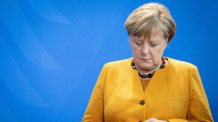 Wird Angela Merkel das Kanzleramt an Annegret Kramp-Karrenbauer übergeben