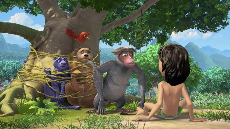 Das Dschungelbuch bei ZDF (Foto)