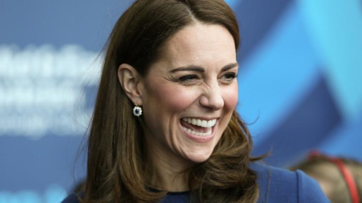 Kate Middleton fühlt sich