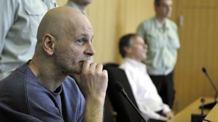 Peter Paul Michalski saß jahreland in Isolationshaft. (Foto)