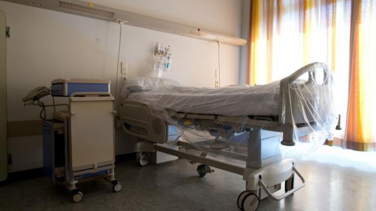 Der Horror traf die werdende Mutter als die Wehen einsetzten. (Symbolbild) (Foto)