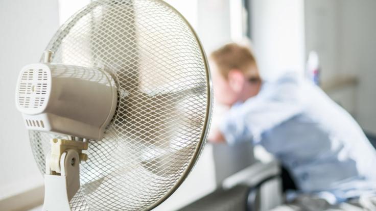 Kann ich meinen Ventilator die ganze Nacht durchlaufen lassen?