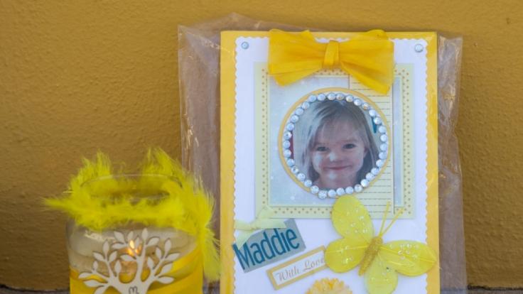Madeleine McCann ist seit elf Jahren verschwunden,