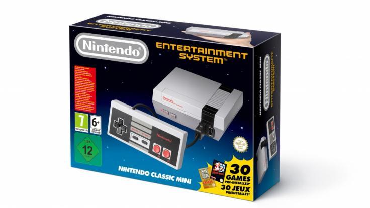 Die Nintendo Classic Mini NES kommt ab Juni 2018 wieder in den Handel.