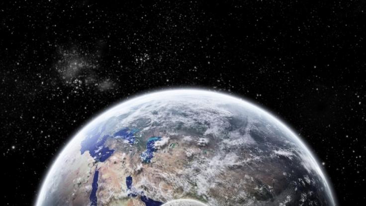 Wird der Mond auf die Erde krachen?