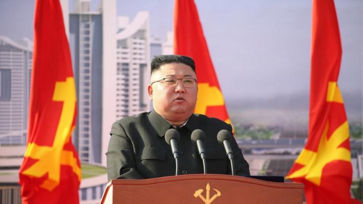 Kim Jong-un hat den Slang aus Südkorea verboten. (Foto)