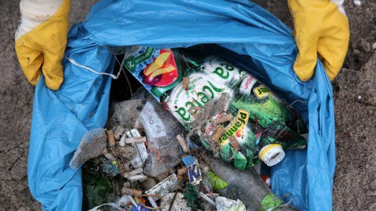 Keinen Müll zu produzieren, ist zunächst gar nicht so einfach.