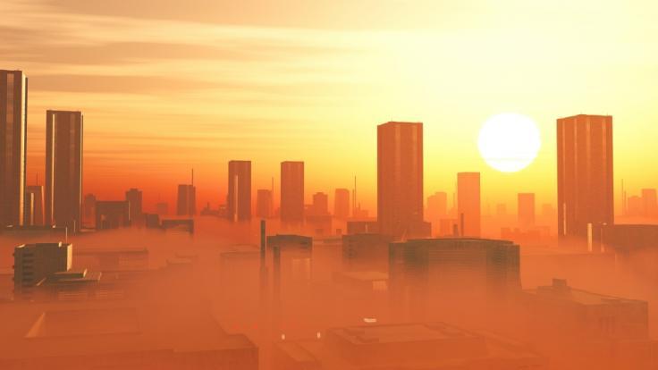 2070 droht eine weltweite Extremhitze. (Foto)