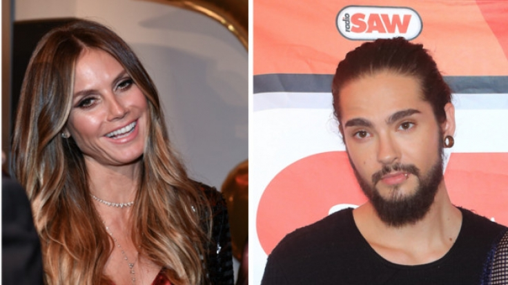 heidi klum tom kaulitz vergn gt sich jetzt mit ihnen. Black Bedroom Furniture Sets. Home Design Ideas
