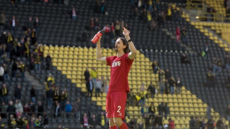 Neven Subotic muss mit seinem 1. FC Köln am 32. Spieltag der Fußball-Bundesliga gegen Werder Bremen ran.