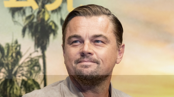 "Leonardo DiCaprios Organisation ""Earth Alliance"" spendet drei Millionen. (Foto)"