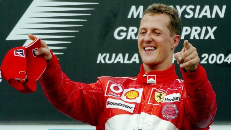 Michael Schumacher verunglückte bei einem Skiunfall im Jahr 2013.