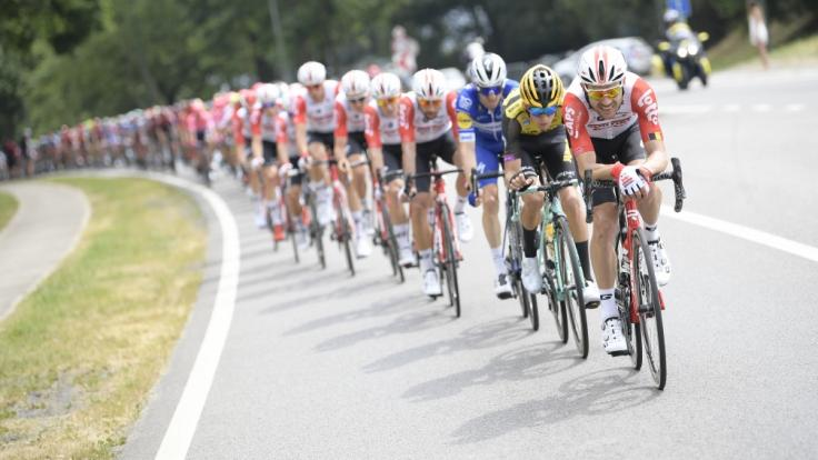 Die Tour de France 2019 ist im vollen Gange.