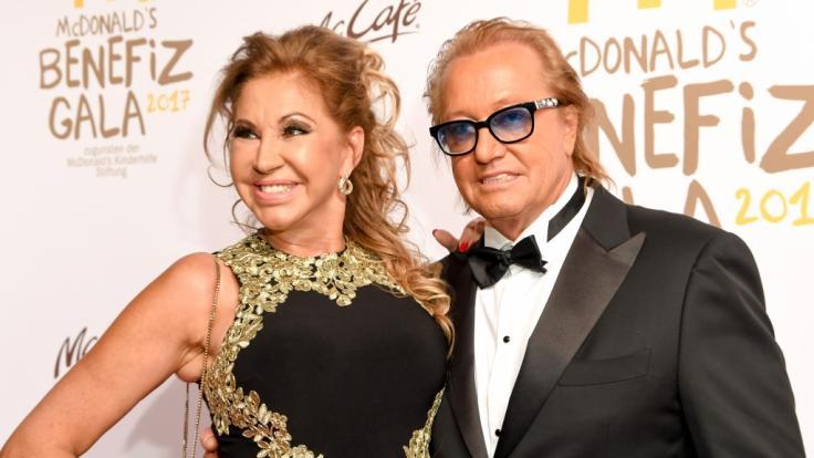 Carmen Geiss und ihr Ehemann Robert sind stolze Eltern zweier Teenietöchter.