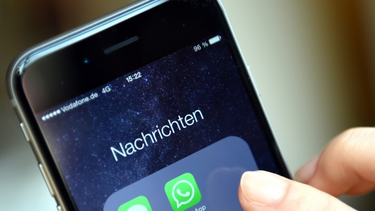 Whatsapp News 2019 Whatsapp Schock überwachungs App