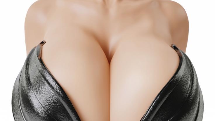 Martina Big kann mit diesem Dekolleté locker mithalten. (Symbolbild) (Foto)