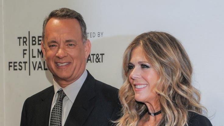 Tom Hanks und Rita Wilson. Das Hollywood-Paar feierte nun einen ganz besonderen Meilenstein: Sie sind 33 Jahre verheiratet. (Foto)