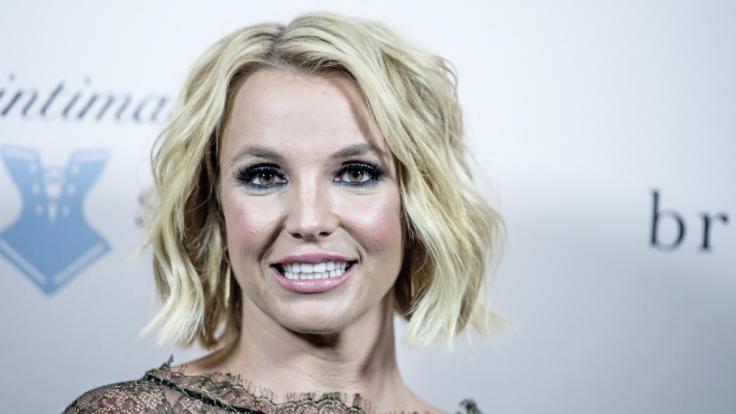 Britney Spears schockiert die Fans mit einem Bikini-Foto bei Instagram. (Foto)