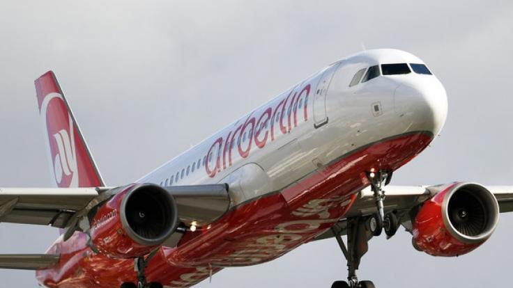 Air Berlin hatte am 15. August Insolvenz angemeldet.