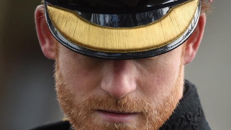 Prinz Harry wird nach dem Ausscheiden von Prinz Philip aus den royalen Pflichten einen wichtigen Job seines Großvaters übernehmen. (Foto)