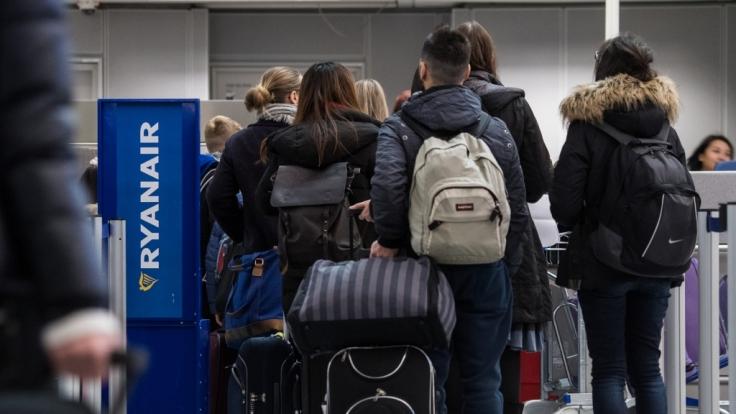 Billigflieger Ryanair ändert seine Bestimmungen beim Gepäck. (Foto)