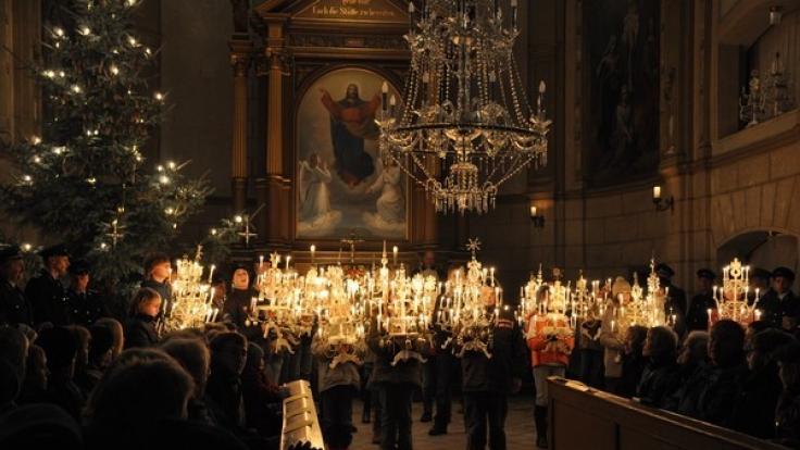 ZDF würdigt auch in diesem Jahr die christliche Bedeutung des Weihnachtsfestes.
