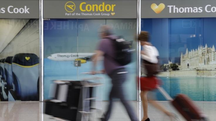 Nach Thomas Cook Insolvenz: So kriegen Pauschalreisende ihr Geld zurück. (Foto)