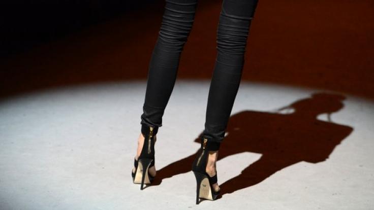 Ihre hautengen Jeans wurden einer 35-jährigen Australierin zum Verhängnis - sie musste für mehrere Tage ins Krankenhaus. (Foto)