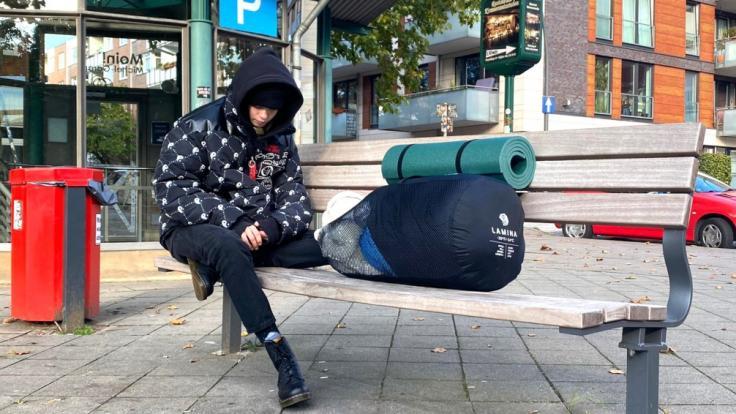 """GNTM-Star Zoe Saip wagte mit """"Prominent und obdachlos"""" ein Experiment der besonderen Art (Foto)"""