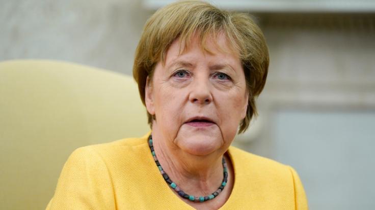 Angela Merkel feiert ihren 67. Geburtstag. (Foto)