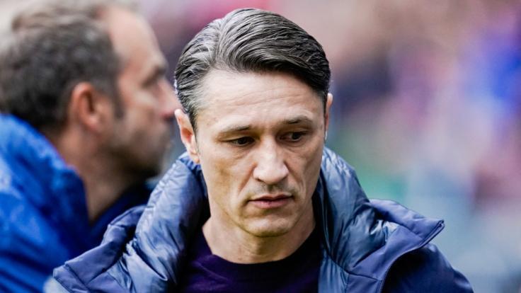 Niko Kovac ist nach der 5:1-Klatsche gegen Frankfurt nicht mehr Trainer beim FC Bayern München. (Foto)