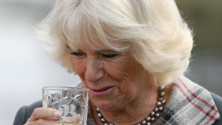 War Camilla Parker Bowles nur die zweite Wahl für ihren ersten Ehemann Andrew? (Foto)