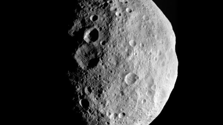 """Der Asteroid """"4 Vesta"""" ist aktuell auch mit bloßem Auge sichtbar. (Foto)"""