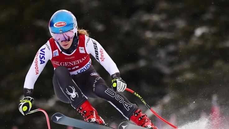 Alle Ergebnisse des Ski alpin Weltcups 2019 der Damen auf einen Blick. (Foto)