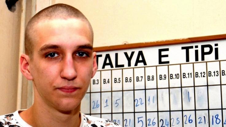 Insgesamt 247 Tage saß der damals 17-jährige Marco W. in U-Haft. (Foto)