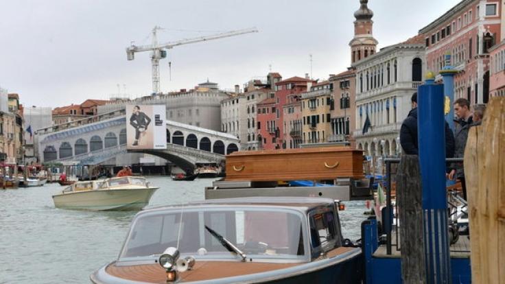 """Zum Schutz vor Terroristen fordert Venedigs Bürgermeister nun einen Schießbefehl für all diejenigen, die """"Allahu Akbar"""" rufen. (Foto)"""