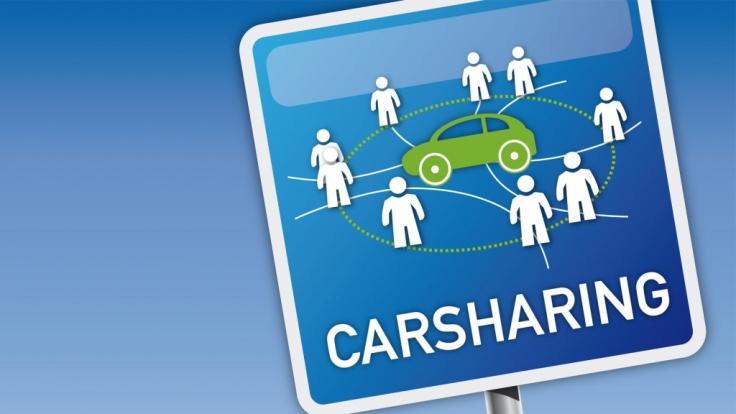 Mit Car-Sharing kann man richtig viel Geld sparen - und Spaß haben. (Foto)